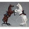 figma『馬 ver.2(白)(茶)』可動フィギュア【マックスファクトリー】より2021年5月発売予定♪