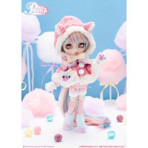 【プーリップ】Pullip『フラッフィー コットンキャンディ(Fluffy CC)』美少女ドール【グルーヴ】より2020年11月発売予定♪