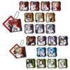 【ツイステ】ツイステッドワンダーランド『トレーディング スライドキーホルダー Vol.1/Vol.2』11個入りBOX【スモール・プラネット】2020年12月発売予定♪