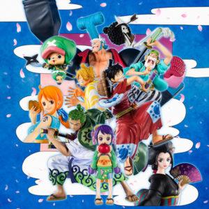 【ワンピース】フィギュアーツZERO『モンキー・D・ルフィ(ルフィ太郎)』他・コミック91巻表紙 完成品フィギュア【BANDAI SPIRITS】より2020年11月発売予定♪