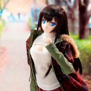 【Iris Collect】アイリスコレクト『楓子(ふうこ)/Follow*me』1/3 美少女ドール【アゾン】より2021年1月発売予定☆