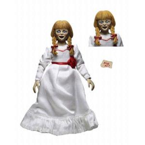 【アナベル 死霊博物館】『アナベル』8インチ アクションドール【ネカ】より2021年3月発売予定♪