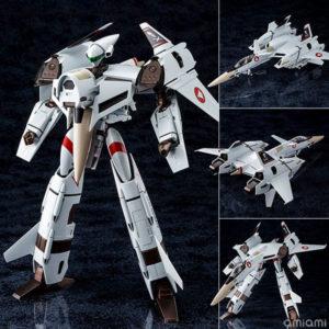 【マクロス】1/60『完全変形VF-4 ライトニングIII 一条輝 搭乗機』可変可動フィギュア【アルカディア】より2020年12月発売予定♪
