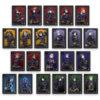 【ツイステ】ディズニー ツイステッドワンダーランド『クリアシートコレクション』22個入りBOX【サンスター文具】より2020年11月発売予定♪