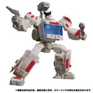 【トランスフォーマー】シージ SIEGE『SG-EX ラチェット』可変可動フィギュア【タカラトミー】より2021年1月発売予定♪