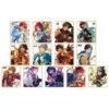 【あんスタ】『あんさんぶるスターズ!ビジュアル色紙コレクション23』13個入りBOX【エンスカイ】より2020年10月発売予定♪