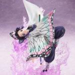 【鬼滅の刃】1/8『胡蝶しのぶ(こちょう しのぶ)』美少女フィギュア【アニプレックス】より2021年6月発売予定♪