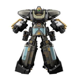 【ゴーゴーファイブ】スーパーミニプラ『ブラック マックスビクトリーロボ』食玩 プラモデル【バンダイ】より2020年12月発売予定☆