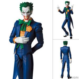 【バットマン】マフェックス『ジョーカー ハッシュ版/THE JOKER(BATMAN:HUSH Ver.)』MAFEX 可動フィギュア【メディコム・トイ】より2021年8月発売予定♪