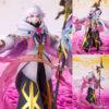 【Fate/Grand Order】フィギュアーツZERO『花の魔術師マーリン』完成品フィギュア【BANDAI SPIRITS】より2021年1月発売予定♪