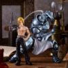 【ハガレン】POP UP PARADE『エドワード・エルリック』『アルフォンス・エルリック』鋼の錬金術師FA 美少年フィギュア【グッスマ】より2021年1月発売予定♪