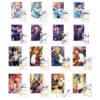 【あんスタ】『あんさんぶるスターズ!サインステッカー スターラメver. Vol.1/Vol.2』10個入りBOX【amie】より2020年12月発売予定♪