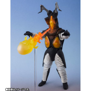 【ウルトラマン】S.H.フィギュアーツ『ゼットン 一兆度の火球Ver.』可動フィギュア【バンダイ】より2021年4月発売予定♪