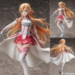 【SAO】B-style『アスナ 血盟騎士団Ver.』ソードアート・オンライン 1/4 美少女フィギュア【フリーイング】より2021年8月発売予定