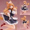 【ネコぱら】『メイプル』美少女フィギュア【ユニオンクリエイティブ】より2021年1月発売予定♪