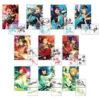 【あんスタ】『あんさんぶるスターズ!! サインステッカー スターラメver. Vol.3/Vol.4』10個入りBOX【amie】より2020年12月発売予定♪