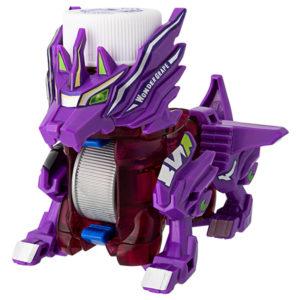 【ボトルマン】キャップ革命『BOT-06 ワンダーグレープ』玩具【タカラトミー】より2020年11月発売予定☆