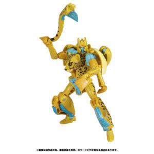 【トランスフォーマー】キングダム『KD-03 チーター』ビーストウォーズ 可変可動フィギュア【タカラトミー】より2021年3月発売予定♪