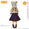 【ピュアニーモ】PNS『あったかくまさんケープ』1/6 ドール服【アゾン】より2020年11月発売予定♪