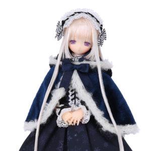 【えっくす☆きゅーと】ふぁみりー『Otogi no kuni/Snow Queen Mia(みあ)ver.1.1(通常販売ver.)』1/6 美少女ドール【アゾン】より2020年11月発売予定☆