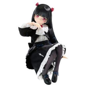 【俺妹】ピュアニーモキャラクターシリーズ『黒猫(五更瑠璃)』俺の妹がこんなに可愛いわけがない 1/6 美少女ドール【アゾン】より2021年6月再販予定♪
