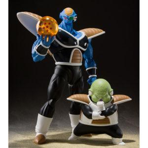 【ドラゴンボール】S.H.フィギュアーツ『バータ & グルド』可動フィギュア【バンダイ】より2021年5月発売予定♪