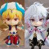 【Fate/Grand Order】ねんどろいど『キャスター/ギルガメッシュ』『キャスター/マーリン』デフォルメ可動フィギュア【オランジュ・ルージュ】より2021年7月再販予定♪