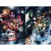 【鬼滅の刃】ジグソーパズル『劇場版 鬼滅の刃 無限列車編』全2種【エンスカイ】より2021年2月発売予定♪