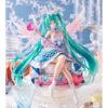 【初音ミク】1/7『初音ミク Birthday 2020 ~Sweet Angel ver.~』美少女フィギュア【Spiritale】より2021年8月発売予定☆