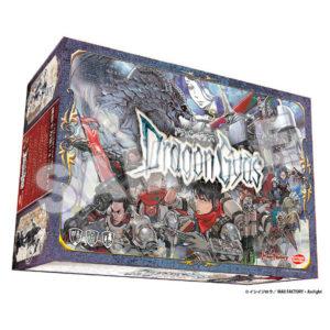 ボードゲーム『ドラゴンギアス(Dragon Gyas)』プラスチック製組み立てキット付きボードゲーム【マックスファクトリー】より2021年2月発売予定☆