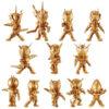 【仮面ライダー】食玩『仮面ライダーゴールドフィギュア04』16個入りBOX【バンダイ】より2021年5月発売予定♪