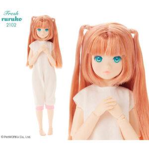 【ruruko】るるこ『Fresh ruruko 2102』完成品ドール【ペットワークス】より2021年2月発売予定♪