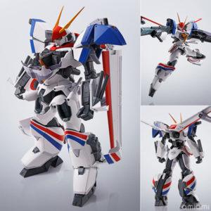 【ドラグナー】HI-METAL R『ドラグナー1カスタム』機甲戦記ドラグナー 可動フィギュア【バンダイ】より2021年5月発売予定☆