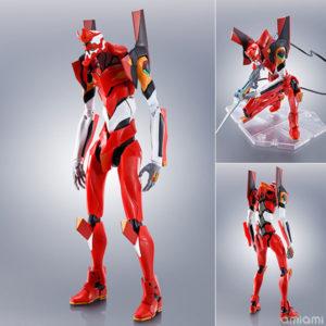 【エヴァ】ROBOT魂〈SIDE EVA〉『エヴァンゲリオン2号機+S型装備-新劇場版-』可動フィギュア【バンダイ】より2021年5月発売予定♪