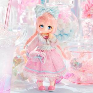 【ピコニーモP】SugarCups『キャンディールル Welcome to Sugar Cup Wonderland!』シュガーカップス 美少女ドール【アゾン】より2021年1月発売予定☆