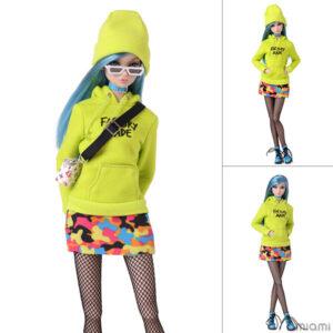 【FR Nippon】Misaki Doll『 ビーストガール ミサキ/Beast Girl Misaki Doll』完成品ドール【アゾン】より2021年2月発売予定♪