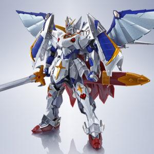 【SDガンダム】METAL ROBOT魂〈SIDE MS〉『バーサル騎士ガンダム(リアルタイプver.)』可動フィギュア【バンダイ】より2021年8月発売予定♪