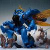 【ダンバイン】ROBOT魂〈SIDE AB〉『ビランビー & ユニコン・ウー セット』可動フィギュア【バンダイ】より2021年8月発売予定♪