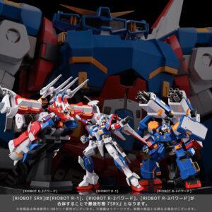 【スパロボ】RIOBOT『R-1』『R-2』『R-3』『SRX』スーパーロボット大戦OG 可変合体フィギュア【千値練】2021年8月から順次発売予定☆
