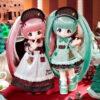 【KIKIPOP!】ショコラなメイドさん~Bitter&Sweet~『ストロベリーチョコ』『チョコミント』キキポップ!美少女ドール【アゾン】より2021年2月発売予定♪