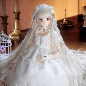 【Iris Collect】Kina's Fantasy Romances『ミレーネ ~ルミランジュ家の天使~』アイリスコレクト 1/3 美少女ドール【アゾン】より2021年7月発売予定☆