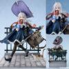【魔女の旅々】1/7『イレイナ』美少女フィギュア【ベルファイン】より2021年10月発売予定♪
