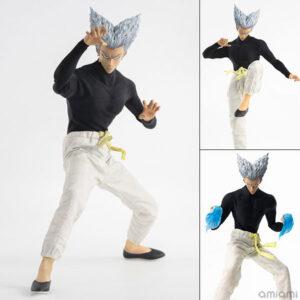 【ワンパンマン】フィグゼロ 『ガロウ/Garou』FigZero Articulated Figure 1/6 可動フィギュア【スリー・ゼロ】より2021年12月発売予定♪