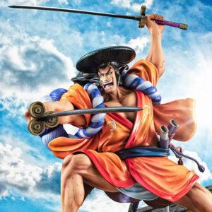 【ワンピース】P.O.P  Warriors Alliance『光月おでん』完成品フィギュア【メガハウス】2021年9月発売予定☆