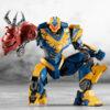 【パシフィック・リム】ROBOT魂〈SIDE JAEGER〉『アトラス・デストロイヤー』可動フィギュア【バンダイ】より2021年9月発売予定♪