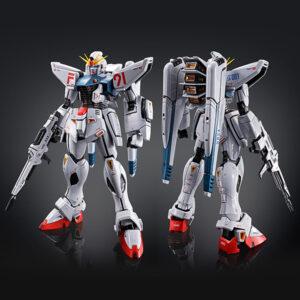 【ガンプラ】MG 1/100『ガンダムF91 Ver.2.0 チタニウムフィニッシュ』プラモデル【バンダイ】より2021年7月発売予定♪