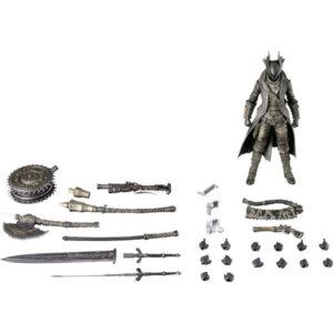 【ブラッドボーン】figma『狩人 The Old Hunters Edition』Bloodborne 可動フィギュア【マックスファクトリー】より2022年1月発売予定☆