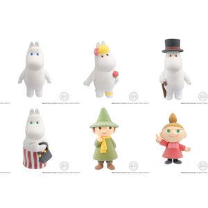 【ムーミン】食玩『MOOMIN Doll Collection(ムーミン ドール コレクション)』10個入りBOX【バンダイ】より2021年7月発売予定♪