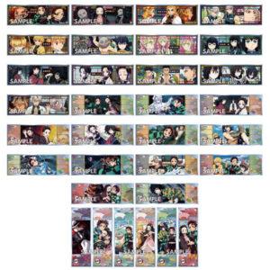 【鬼滅の刃】食玩『鬼滅の刃 ロングステッカーガム2』16個入りBOX【エンスカイ】2021年5月発売予定♪