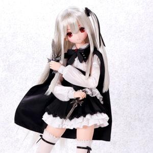 【ブラックレイヴン】Black Raven『Lilia(リリア)The fury of VAMPIRE 二つの十字架』1/3 完成品ドール【アゾン】より2021年4月発売予定☆